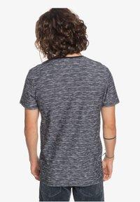 Quiksilver - KENTIN - Print T-shirt - kentin black - 2