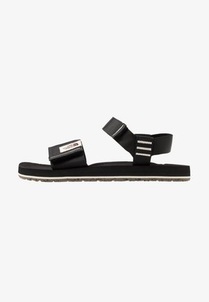 WOMEN'S SKEENA - Walking sandals - black/vintage white