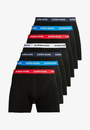 7 PACK  - Underbukse - black