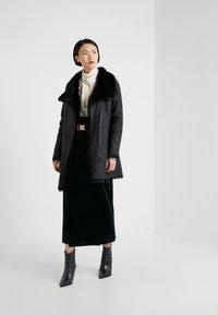 VSP - CLASSIC COAT - Classic coat - toscana black - 1