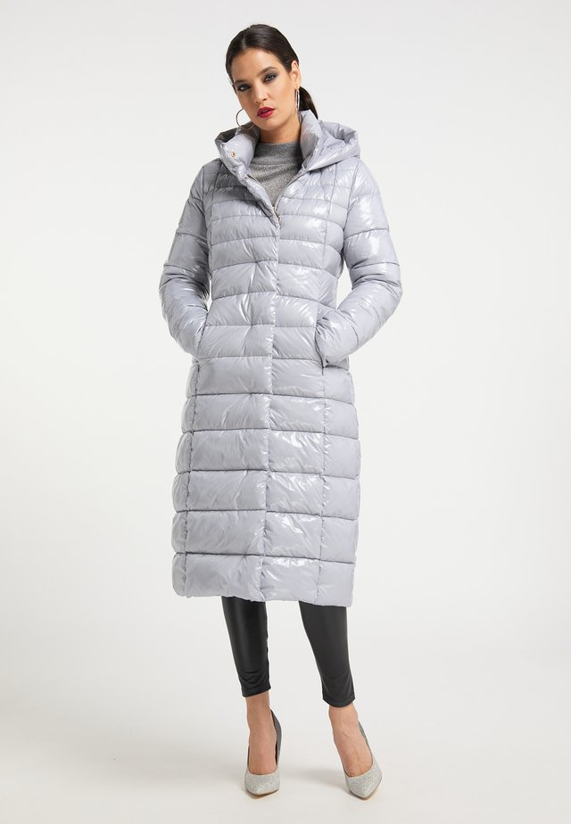 Płaszcz zimowy - hellgrau