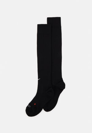 2 PACK - Knee high socks - black/white