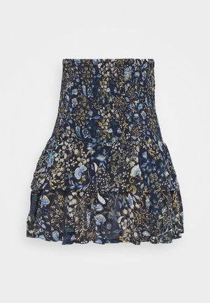 A-line skirt - night sky