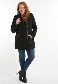 MS Mode - IN BIKERMODEL - Short coat - black - 3