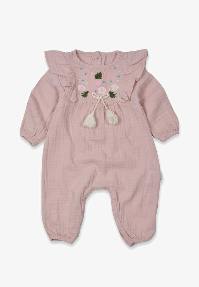 Tuta jumpsuit - light pink