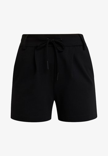ONLPOPTRASH EASY PETIT - Shorts - black