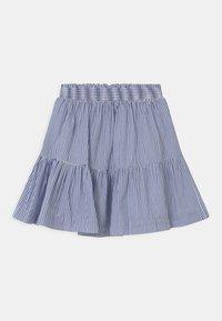 Polo Ralph Lauren - A-line skirt - royal/white - 1