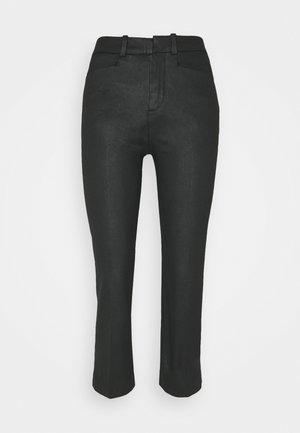 BASKET - Kalhoty - schwarz