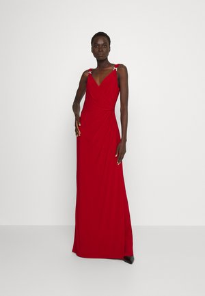 CLASSIC LONG GOWN   - Occasion wear - lakehouse red