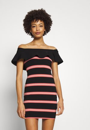 GIOIA  - Shift dress - black