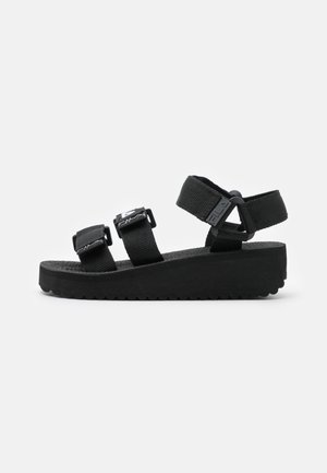 TOMAIA JR - Sandalen - black