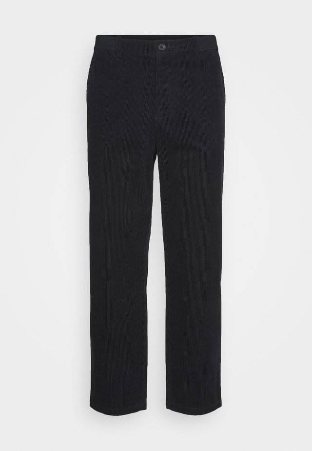 PEPE - Pantalon classique - navy blazer