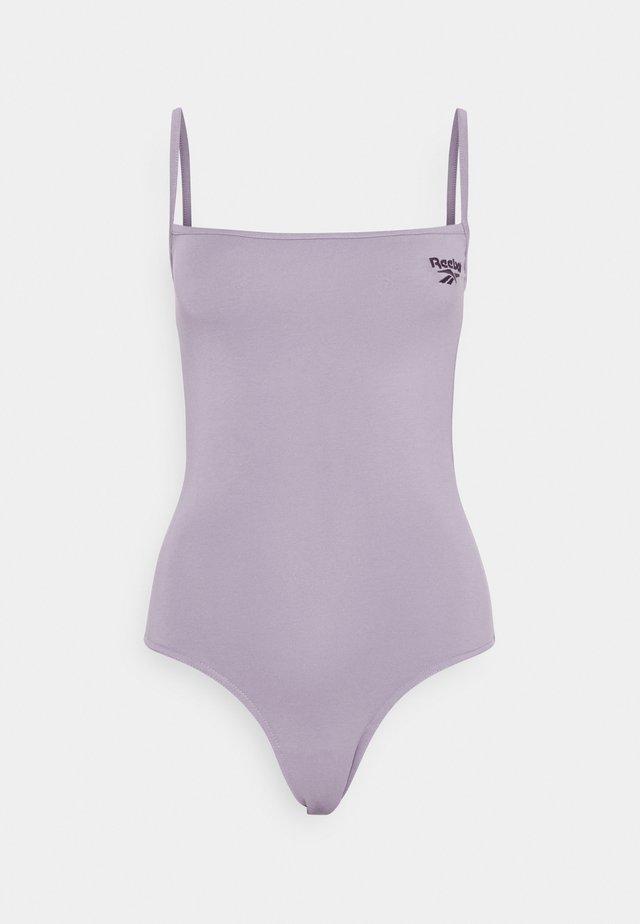 STRAPPY BODY - Top - violet haze