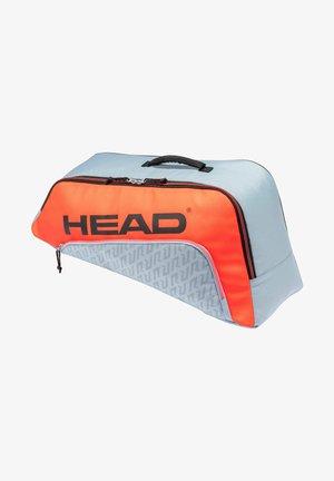 Sports bag - grau/orange