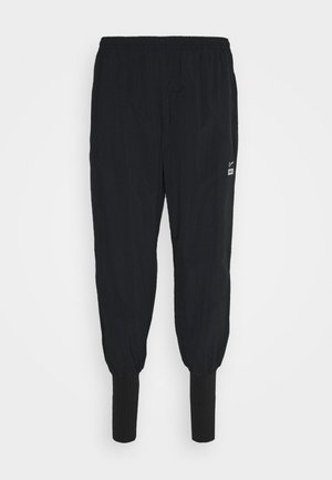 FC CUFF PANT - Tracksuit bottoms - black/white/silver