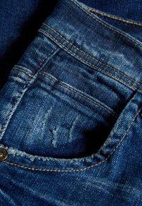 Name it - Vaqueros slim fit - dark blue denim - 2