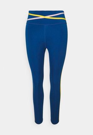 ONE 7/8 - Legging - court blue/black