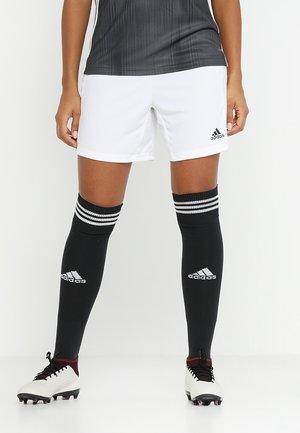 KN SHO W - Sports shorts - white