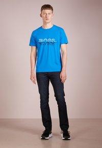 BOSS - MAINE - Straight leg jeans - navy - 1