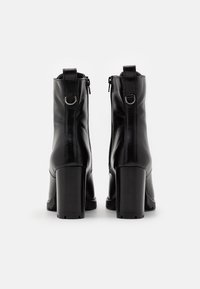 Dune London - PASSO - Botki sznurowane - black - 2