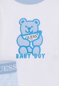 Guess - BODY PANTS - Pyjama set - blue/white - 2