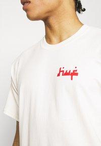 HUF - MOROCCAN TILE TEE - Print T-shirt - natural - 5