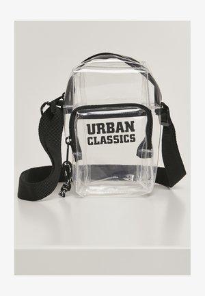 Across body bag - transparent
