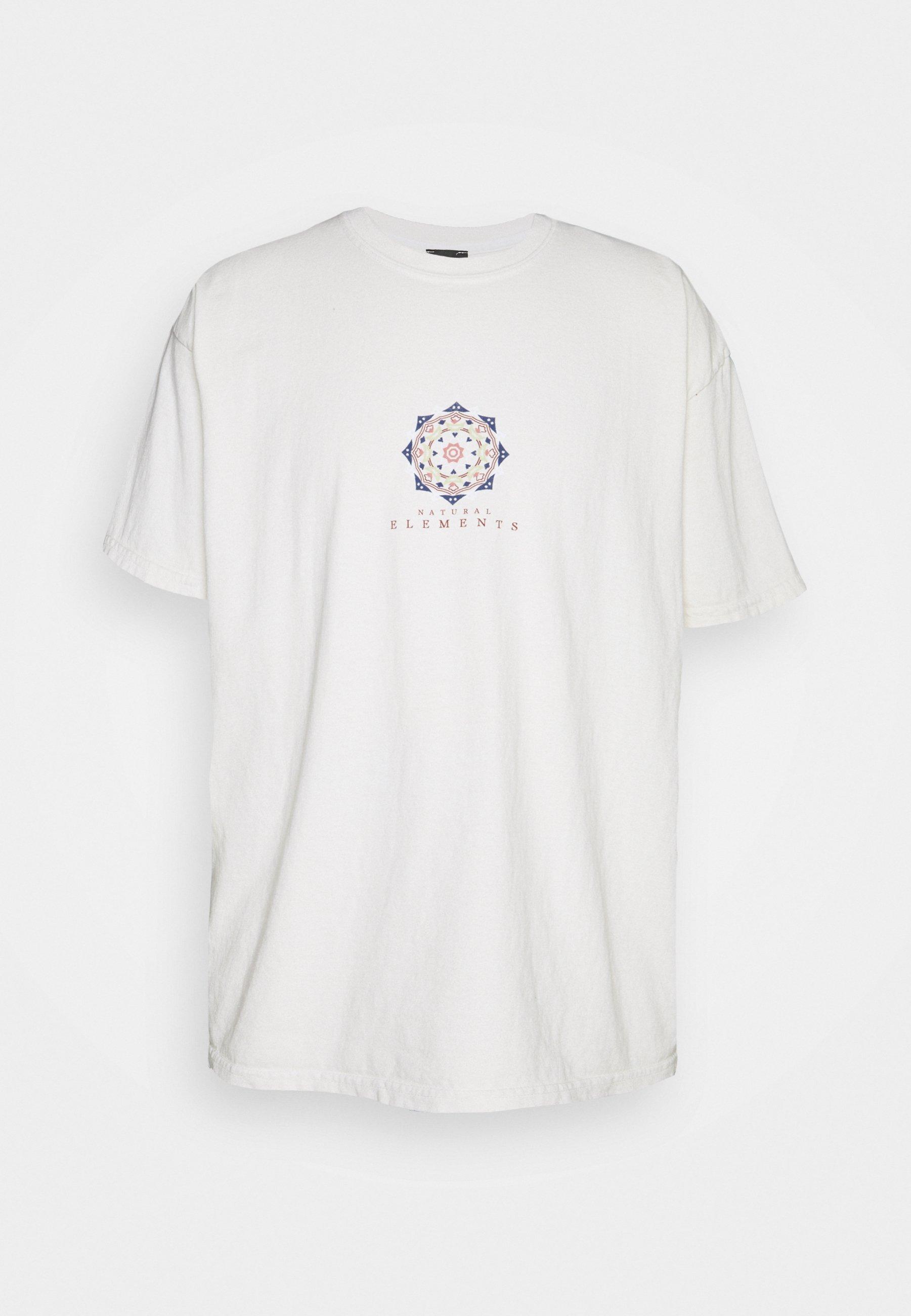 Men MANDALA TEE UNISEX - Print T-shirt