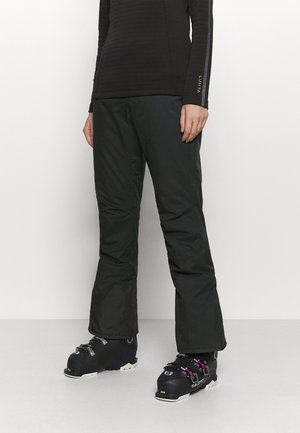 SILVERBIRD WOMEN SNOWPANTS - Snow pants - black