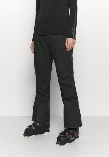 SILVERBIRD WOMEN SNOWPANTS - Ski- & snowboardbukser - black