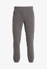 ONLY Play - ONPJULITTA LOOSE PANTS - Pantalones deportivos - medium grey melange - 4