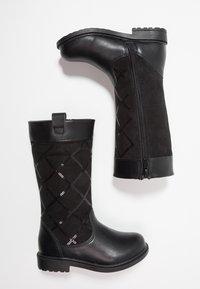 Friboo - Vysoká obuv - black - 0