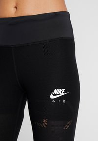 Nike Performance - AIR - Collant - black/white - 5