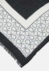 Calvin Klein - BLANKET - Foulard - black - 1