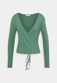 Envii - ENALLY - Long sleeved top - blue spruce - 0