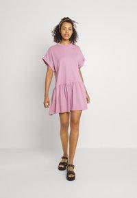 EDITED - CALI DRESS - Jersey dress - lila - 1