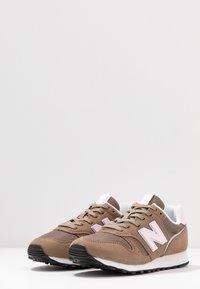 New Balance - WL373 - Sneakersy niskie - tan - 4