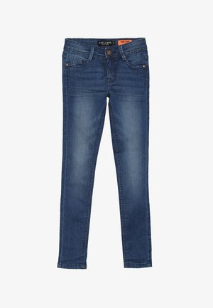 KIDS DAVIS - Jeans Skinny Fit - stone used