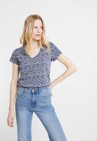 GAP - T-shirts print - captiva blue - 0