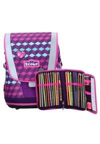 Scout - SET 4 - School bag - victoria - 5