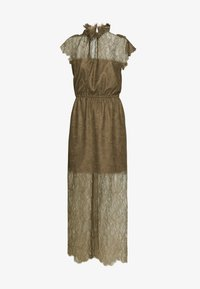 DESIGNERS REMIX - VANESSA LONG DRESS - Suknia balowa - khaki - 3