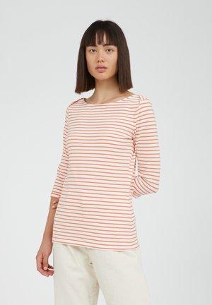 DALENAA - Long sleeved top - off white-sunrise