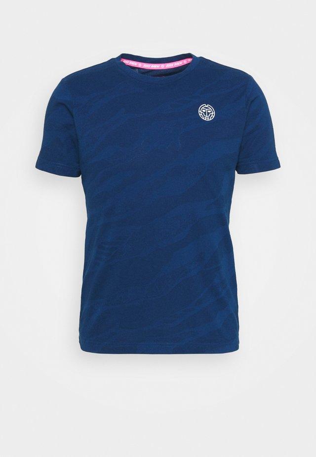 Printtipaita - dark blue