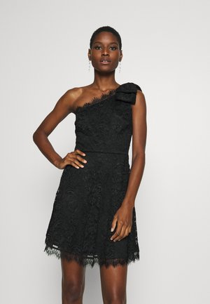 CELIA DRESS - Vestido de cóctel - jet black