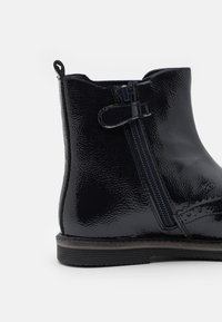 Friboo - LEATHER - Classic ankle boots - dark blue - 5