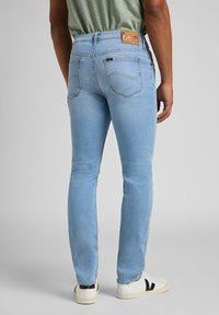 Lee - RIDER - Slim fit jeans - bleached cody - 2