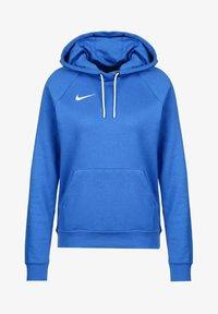 Nike Performance - PARK  - Hoodie - royal blue / white - 0