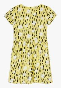 Lemon Beret - SMALL GIRLS DRESS 2 PACK - Žerzejové šaty - bachelor button - 1
