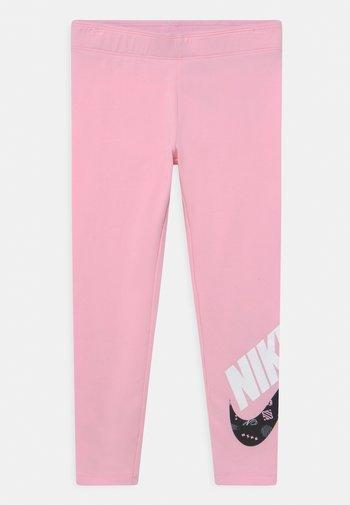 ICON CLASH - Leggings - pink foam