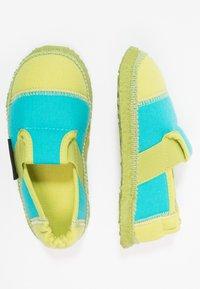 Nanga - KLETTE  - Slippers - limette - 0